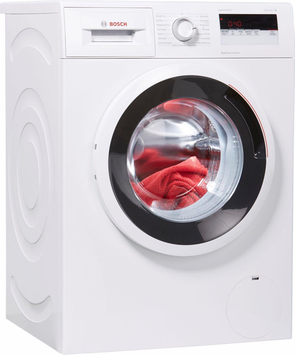 BOSCH Waschmaschine WAN28121