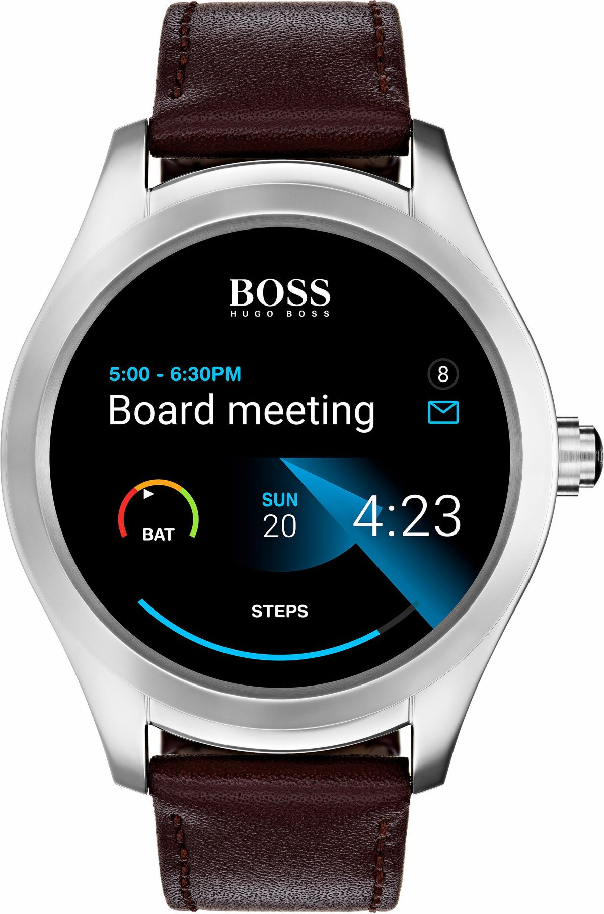 Boss BOSS TOUCH, 1513551 Smartwatch (Android Wear)