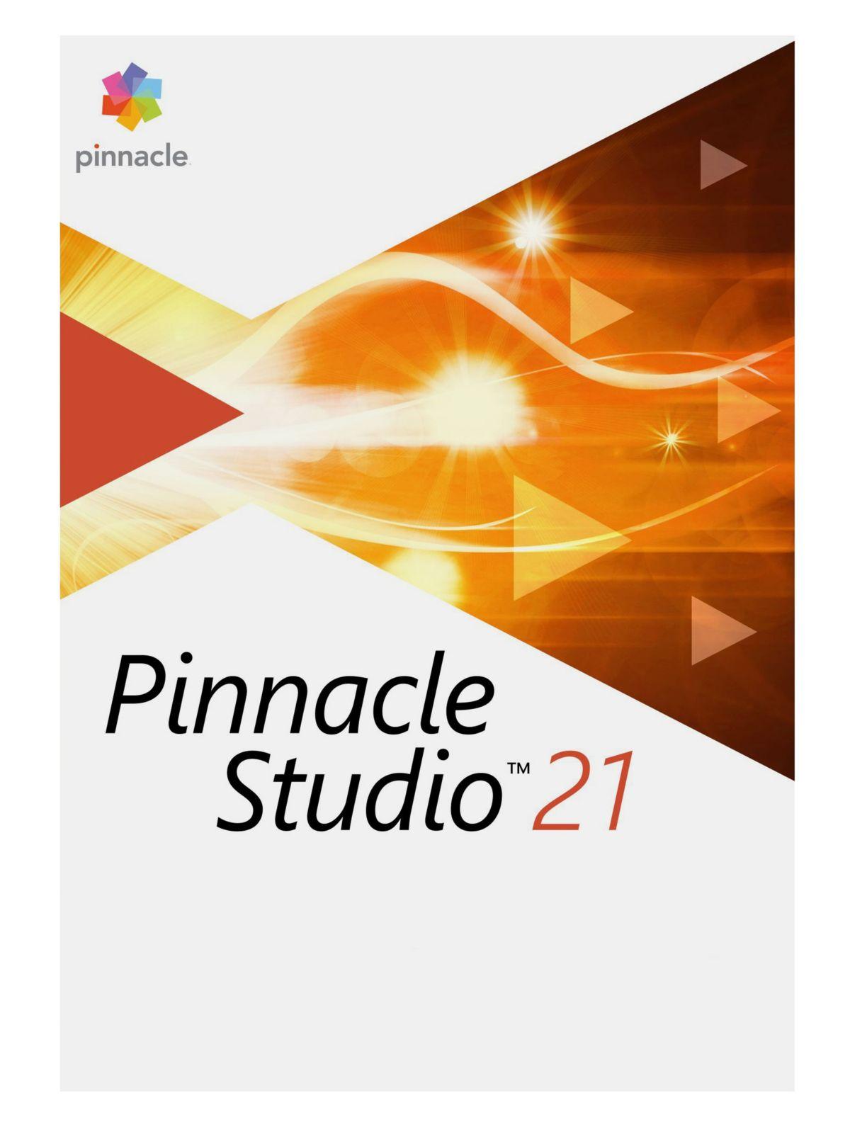 COREL Pinnacle Studio 21 »Standard«