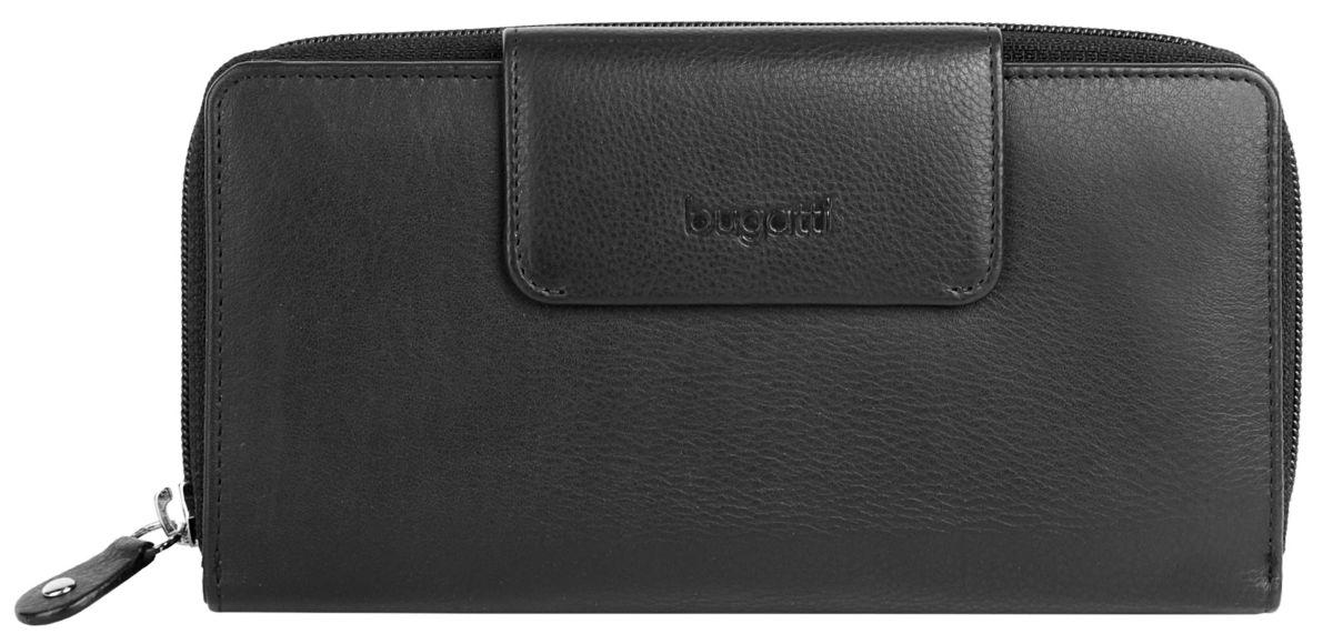 Bugatti Damen Geldbörse mit Riegel »VERTICE«