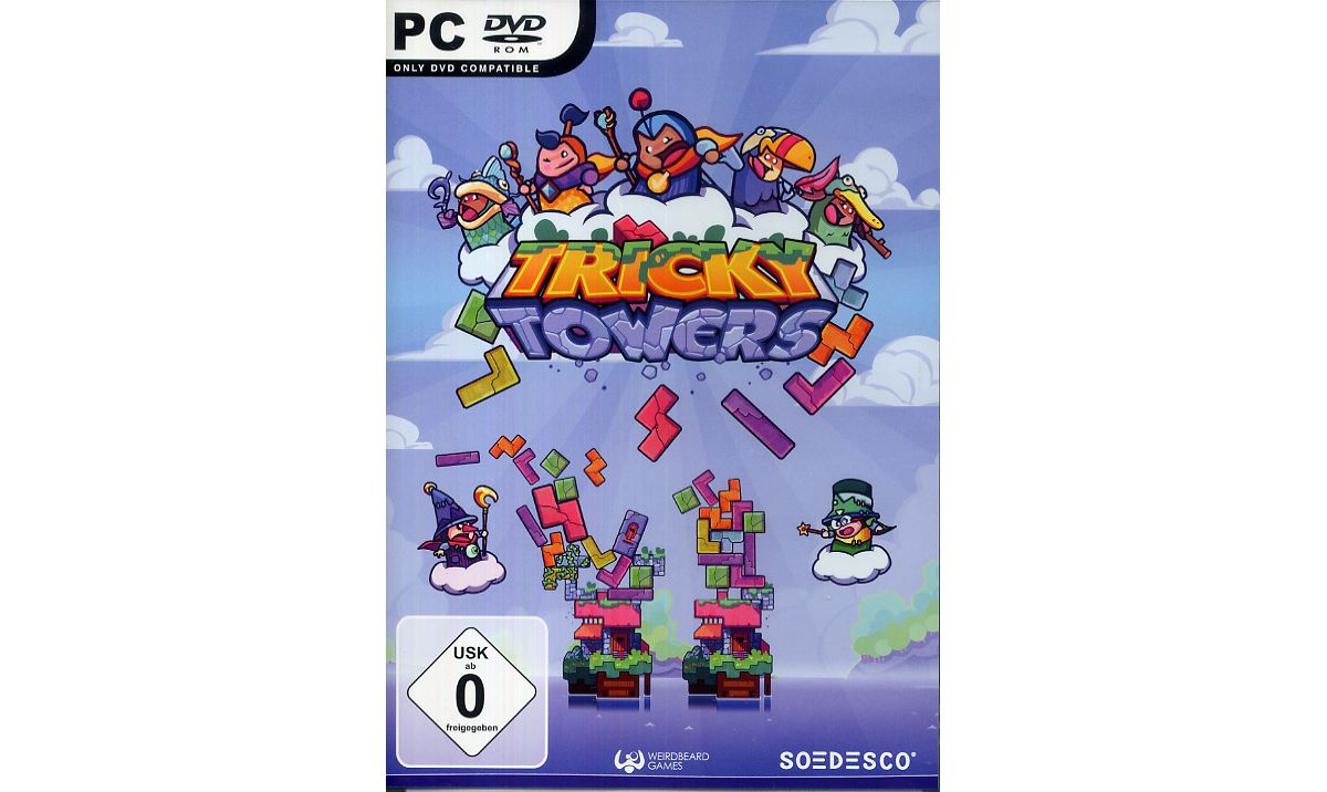 NBG Tricky Towers »PC«