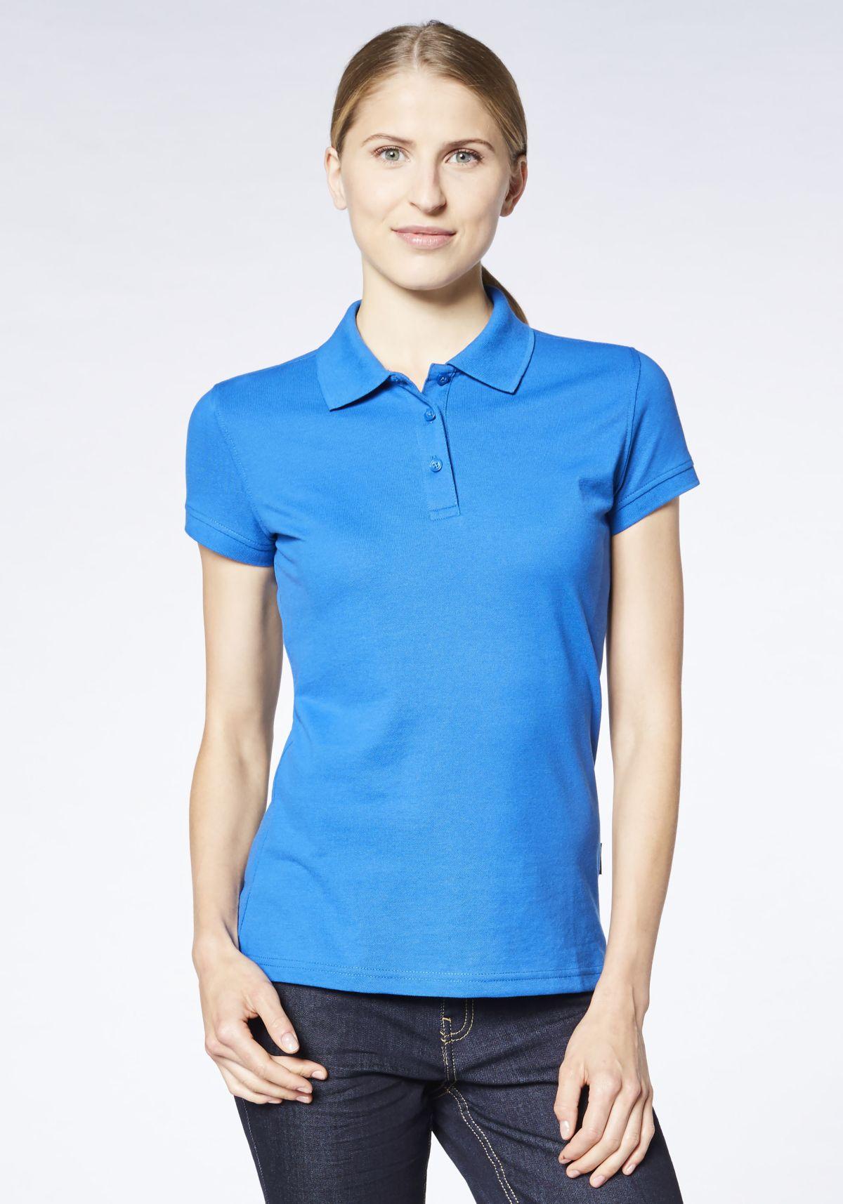 EXPAND Damen »Arbeits Poloshirt«
