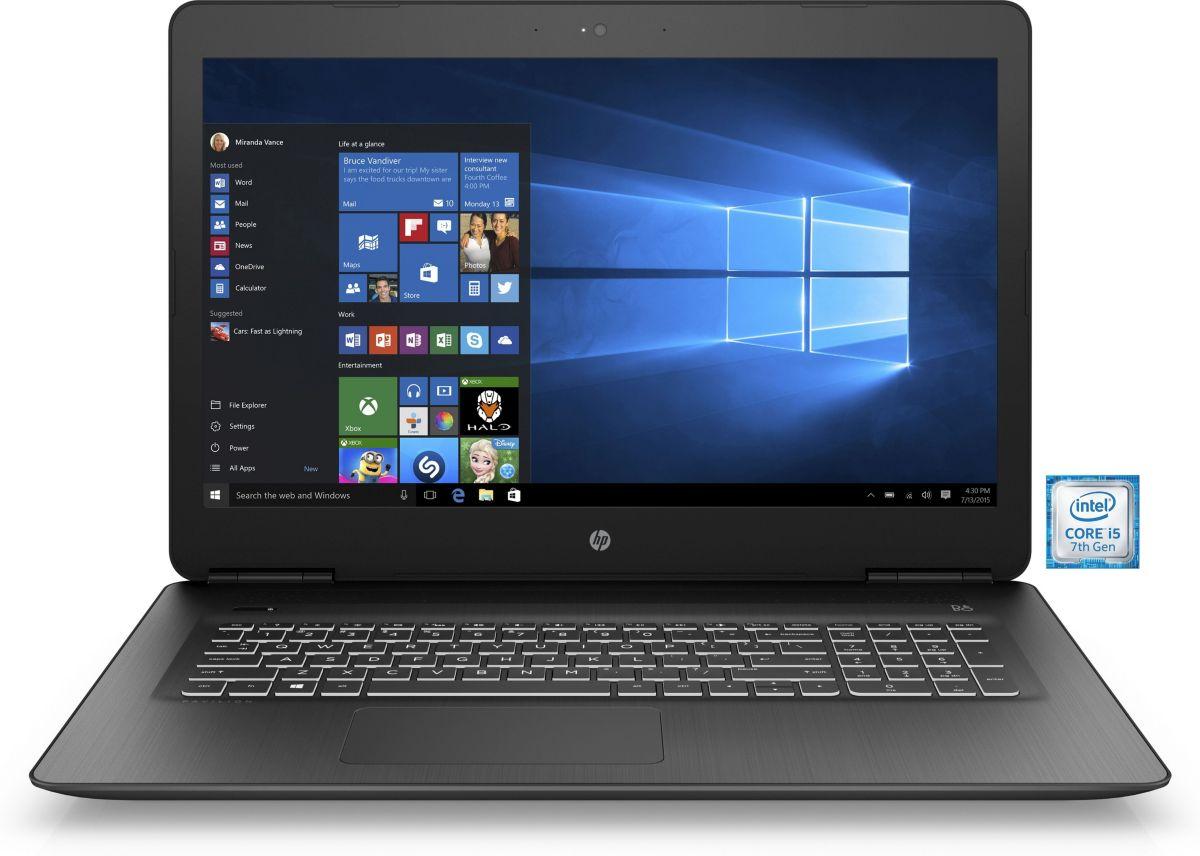 HP Pavilion Power 17-ab303ng Gaming-Notebook »I...