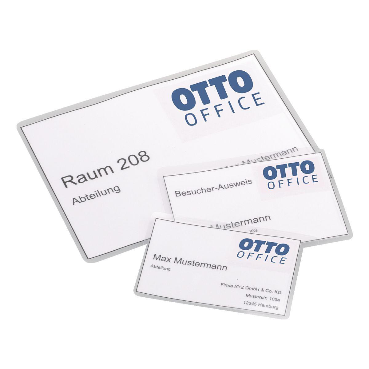 OTTO Office Standard Laminierfolien »Kreditkarte«