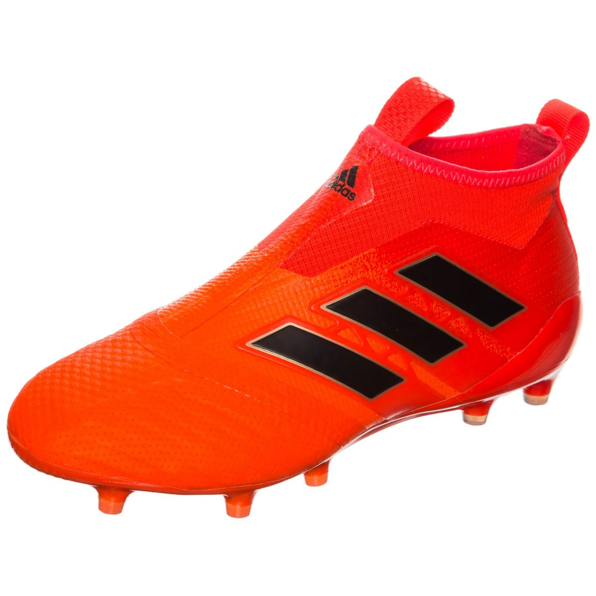 Einzelner linker Fußballschuh Adidas Preditor Absolute