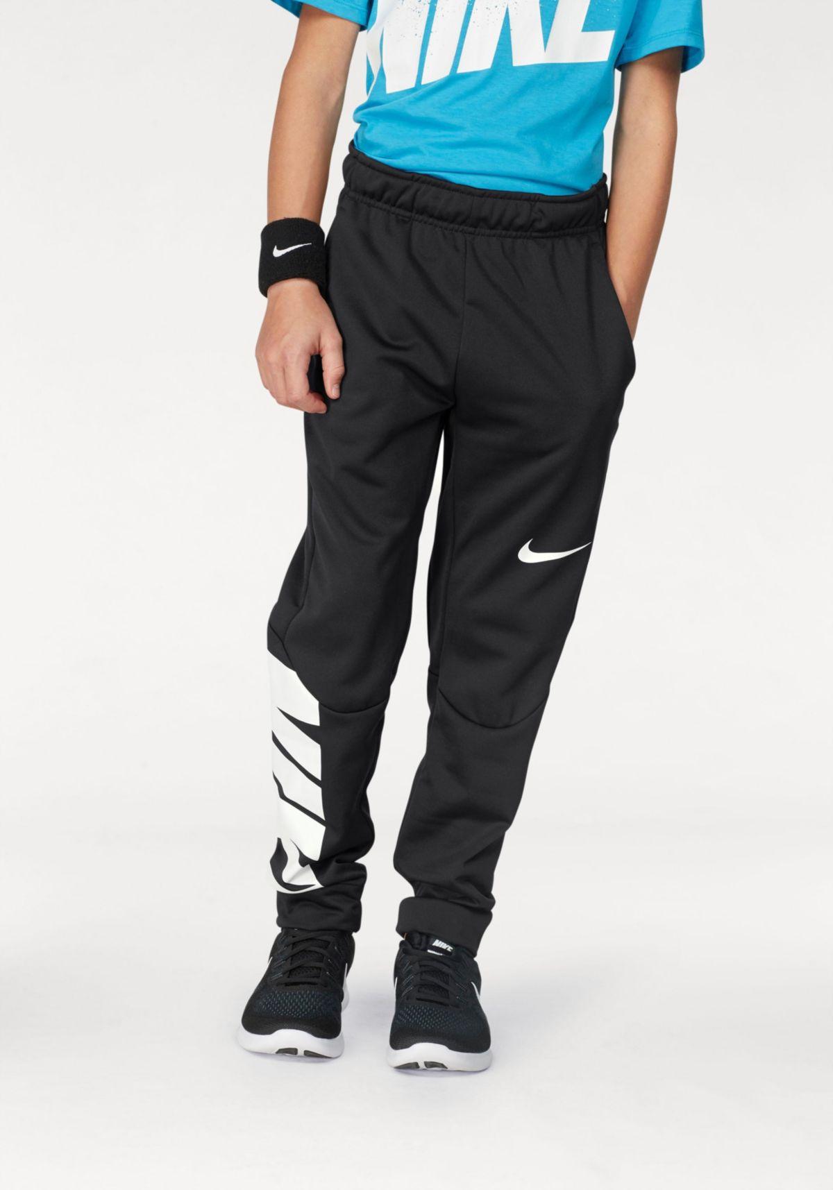 Nike Trainingshose »B NK THERMA PANT GFX«
