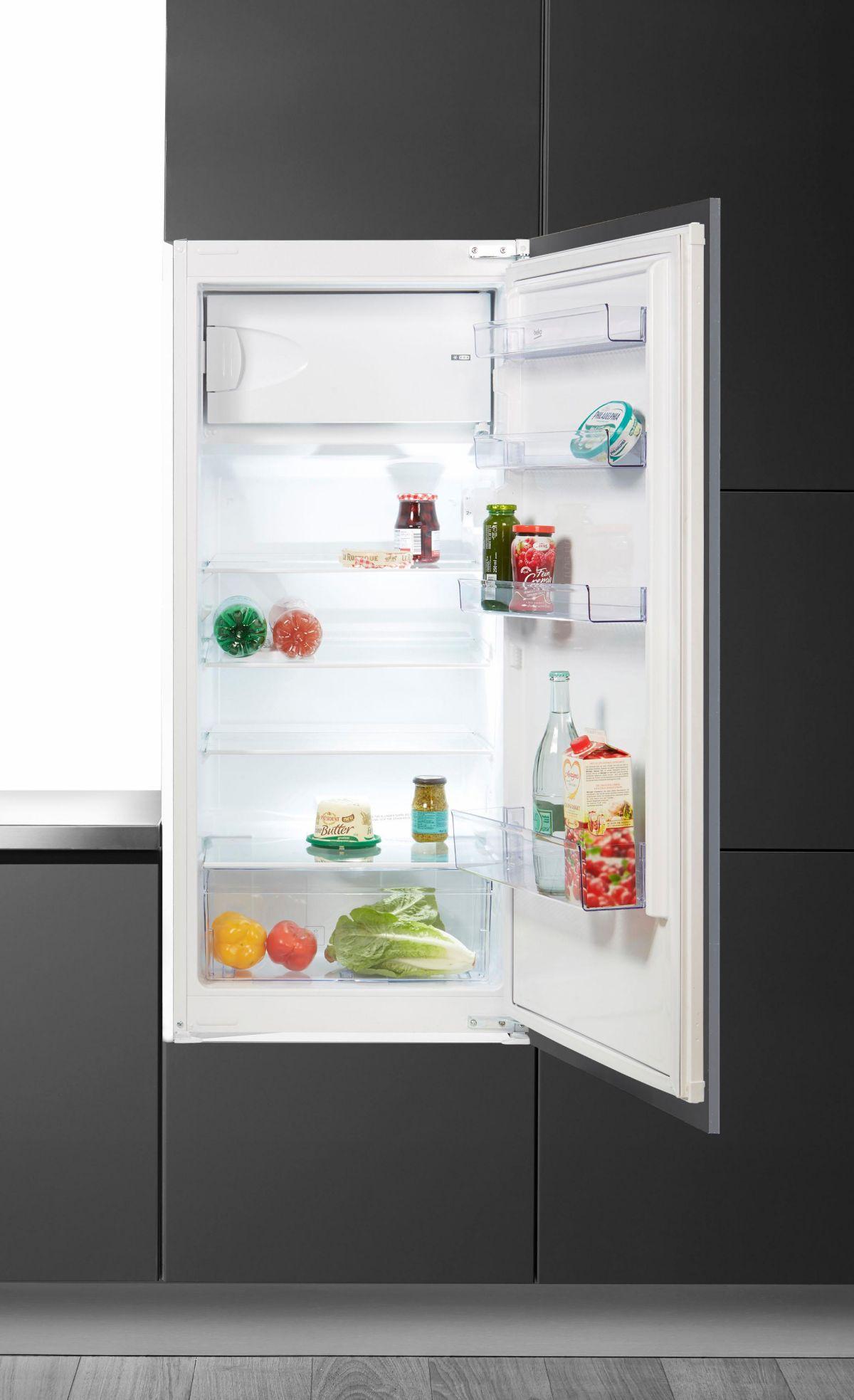 Beko integrierbarer Einbau-Kühlschrank BSSA210K2S