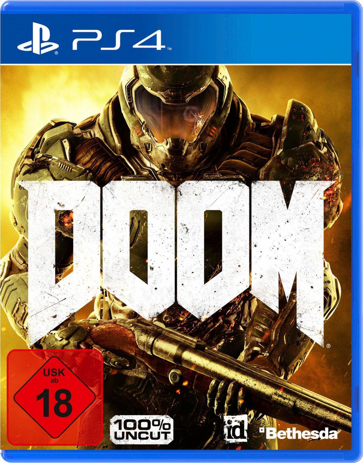 Doom PlayStation 4