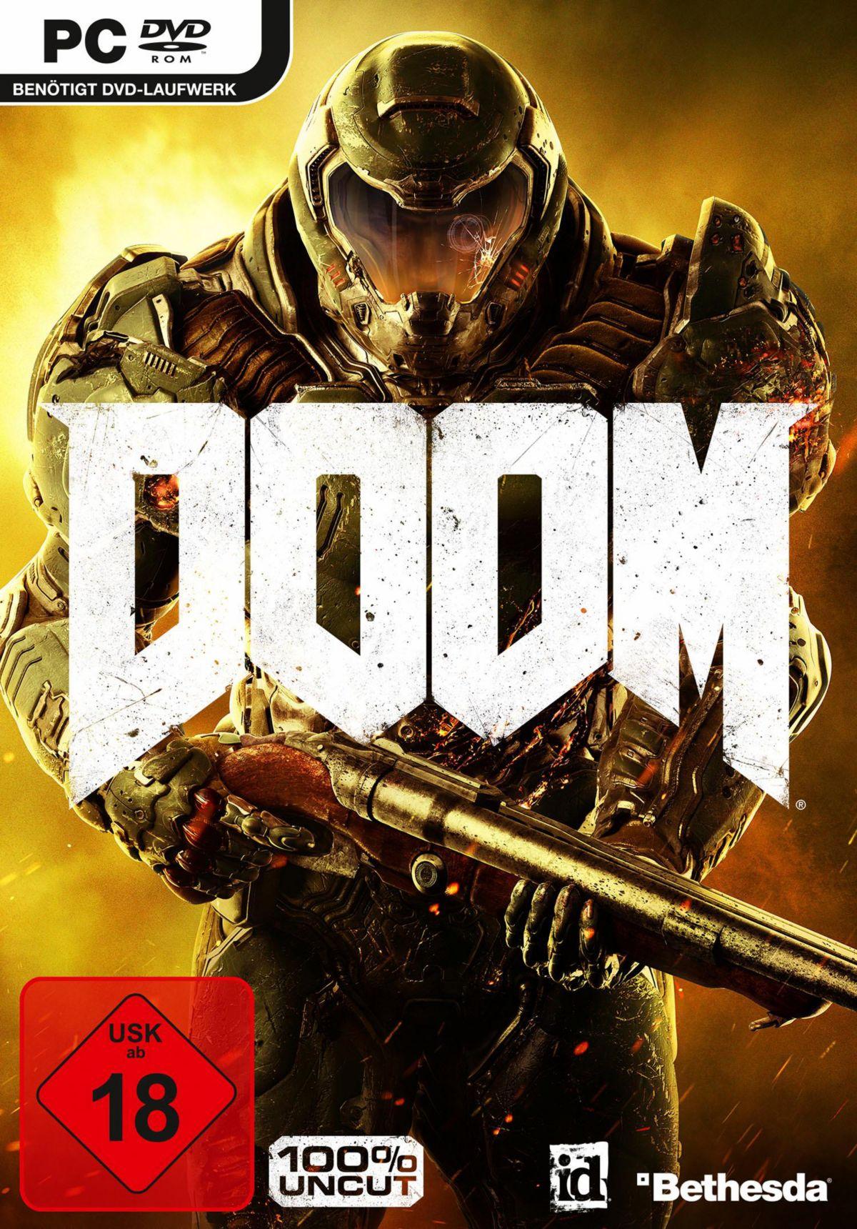 Doom PC (DVD-ROM)