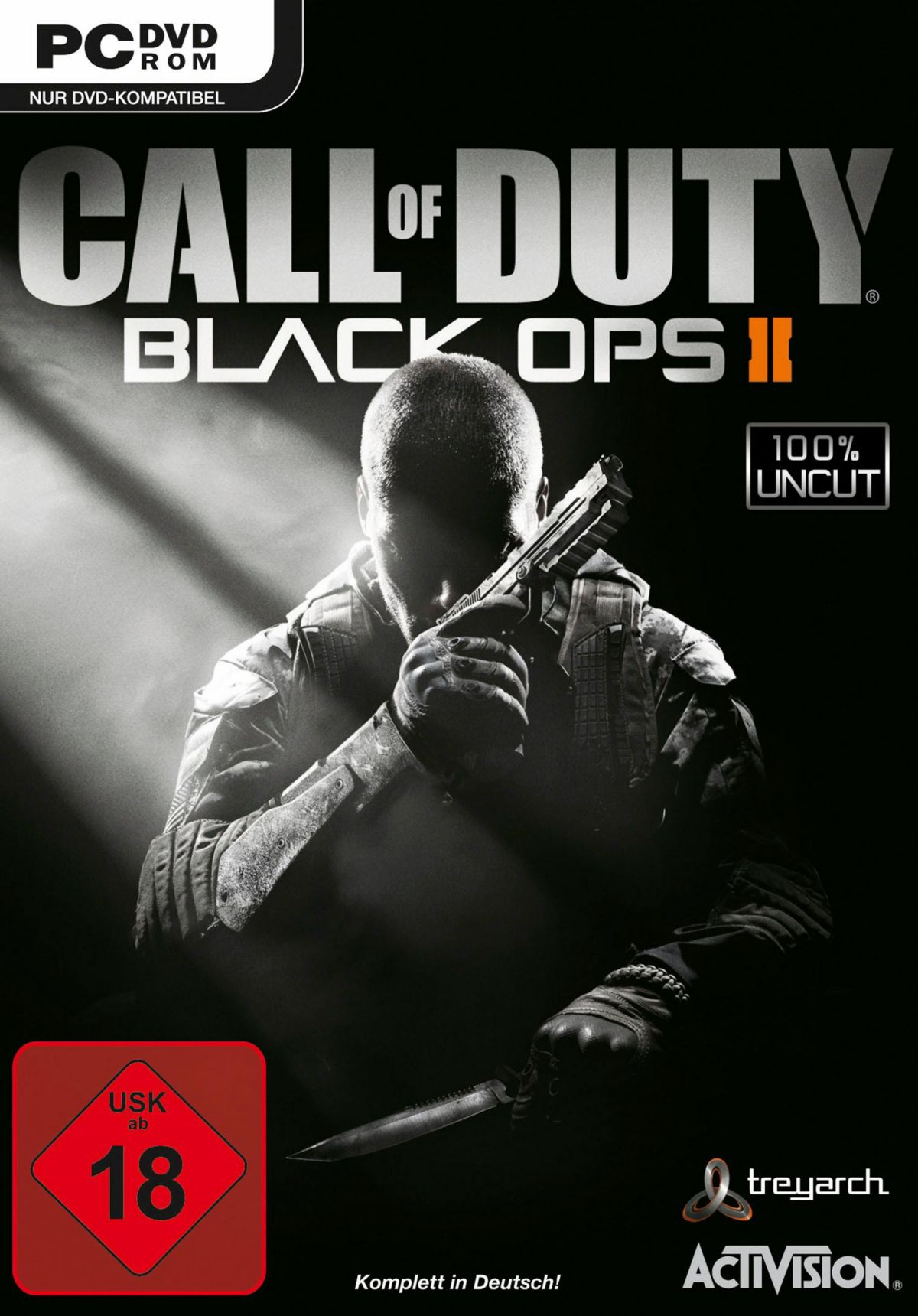 Call of Duty: Black Ops II PC (DVD-ROM)