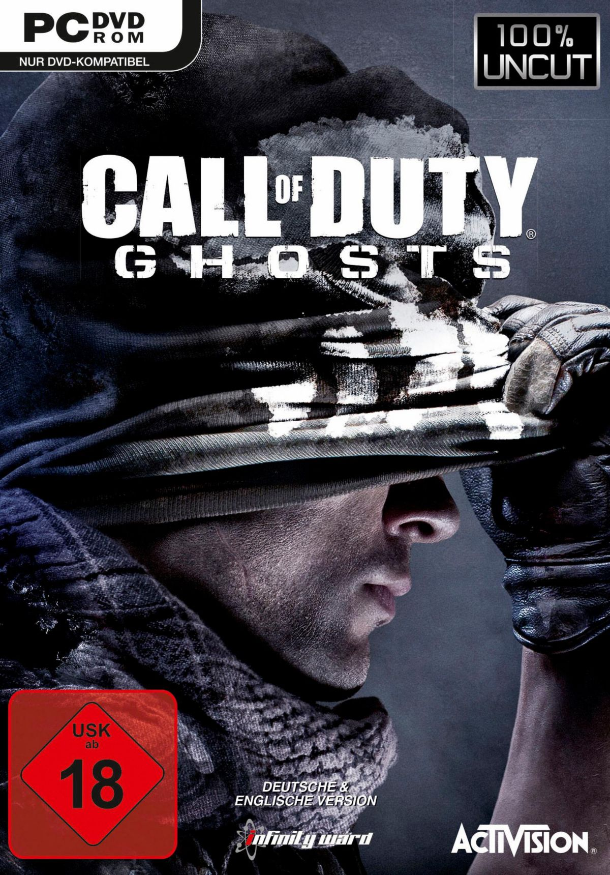 Call of Duty: Ghosts PC (DVD-ROM)