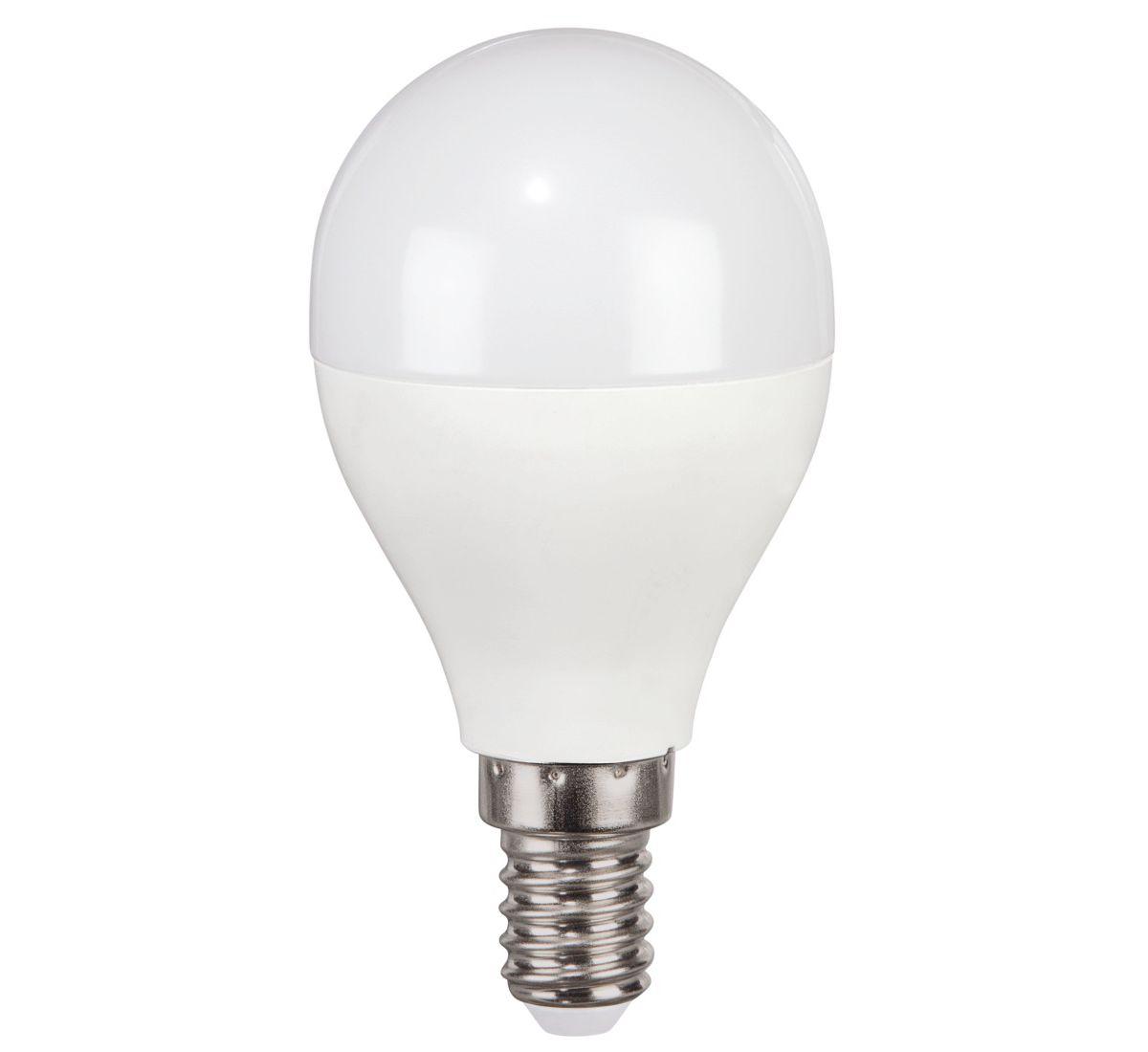 Xavax LED-Lampe, E14, 530lm ersetzt 43W, Tropfe...