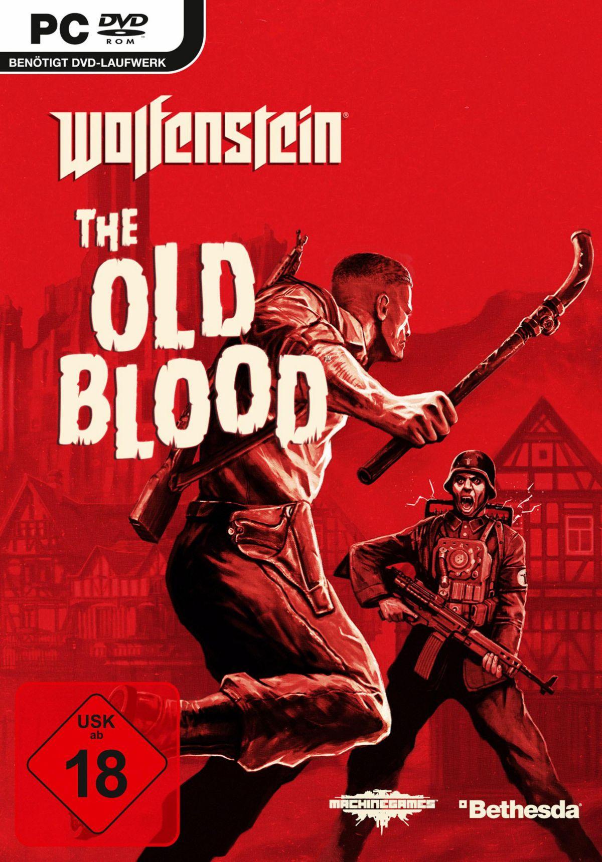 Wolfenstein: The Old Blood PC (DVD-ROM)