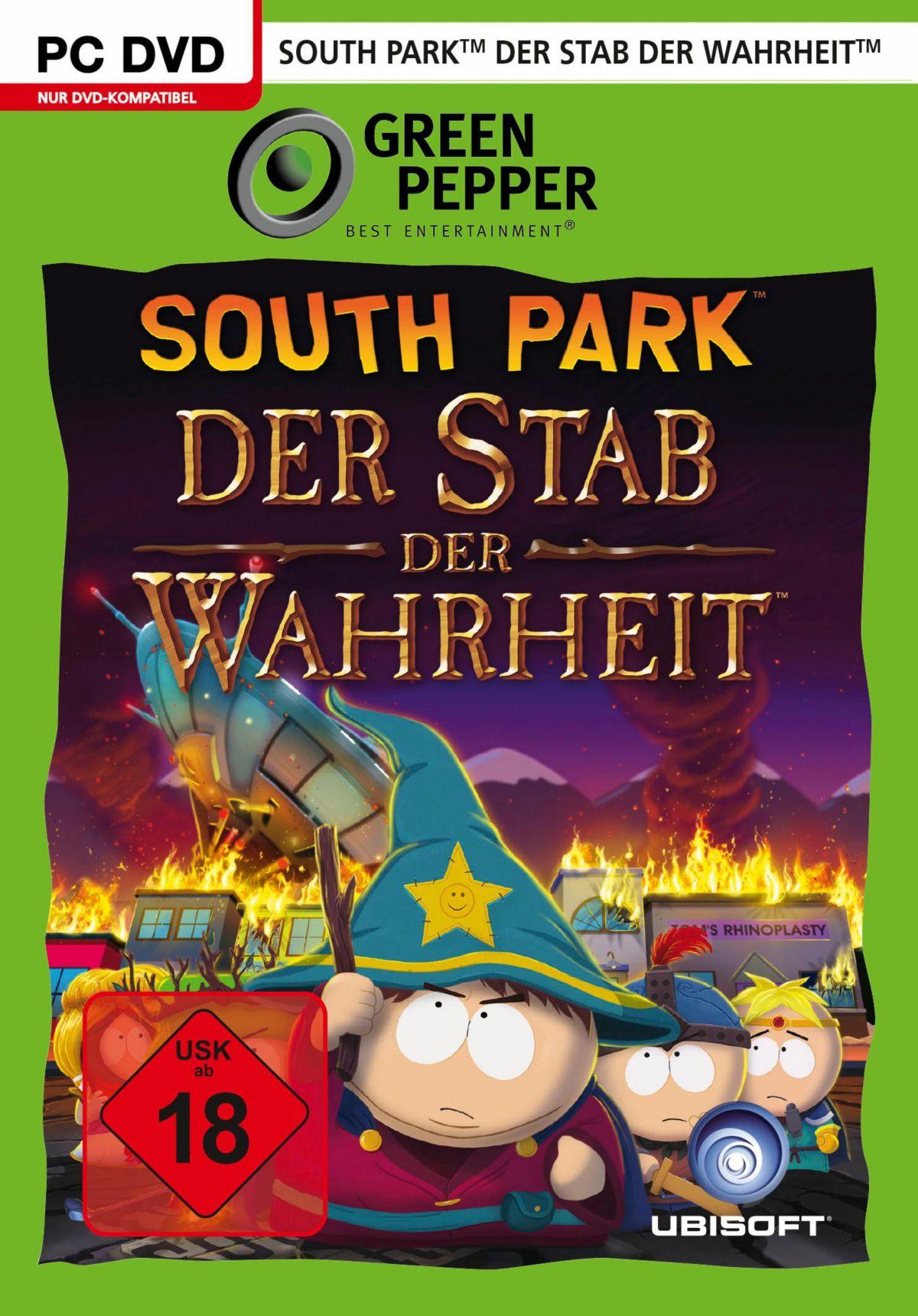 South Park: Der Stab der Wahrheit PC (DVD-ROM)