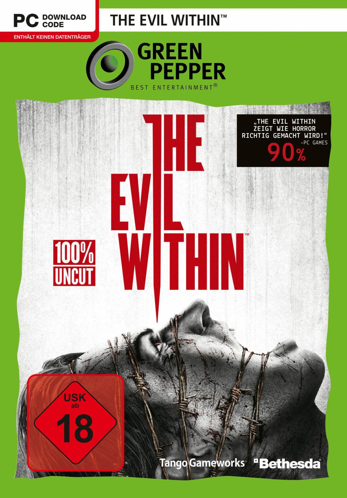 The Evil Within PC (Download-Code)
