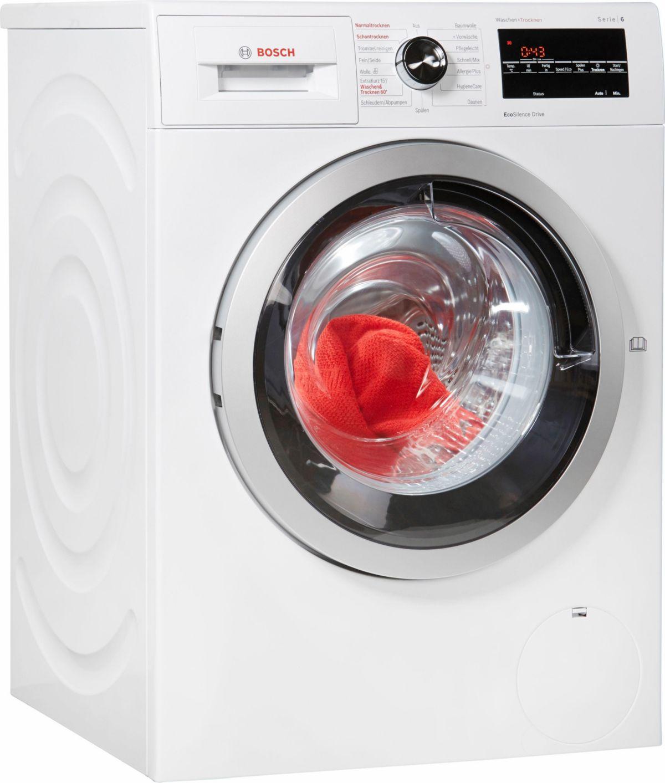 BOSCH Waschtrockner WVG30443, A, 7 kg / 4 kg, 1...