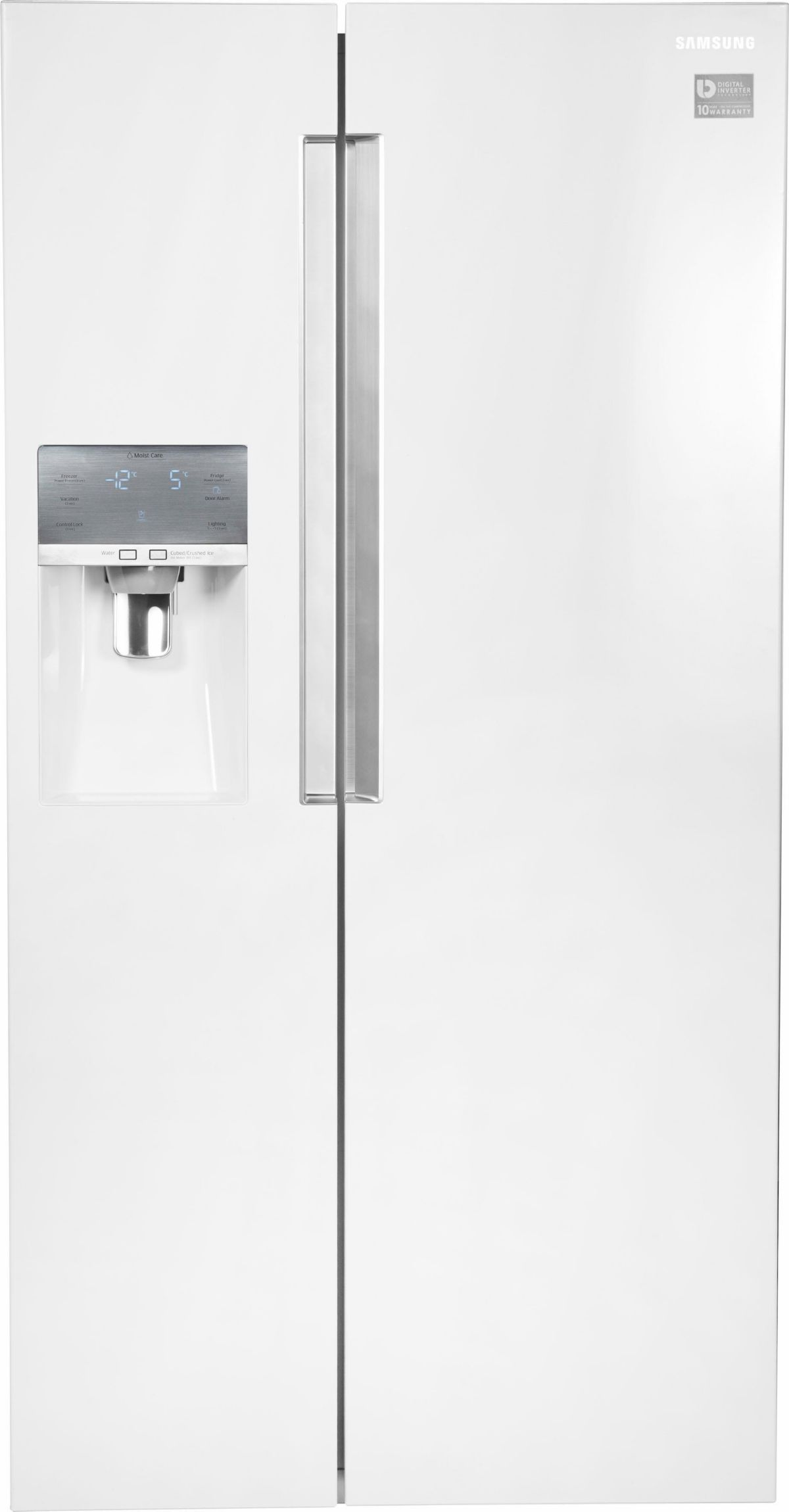 Samsung Side by Side RS6500 A 182 5 cm hoch NoFrost