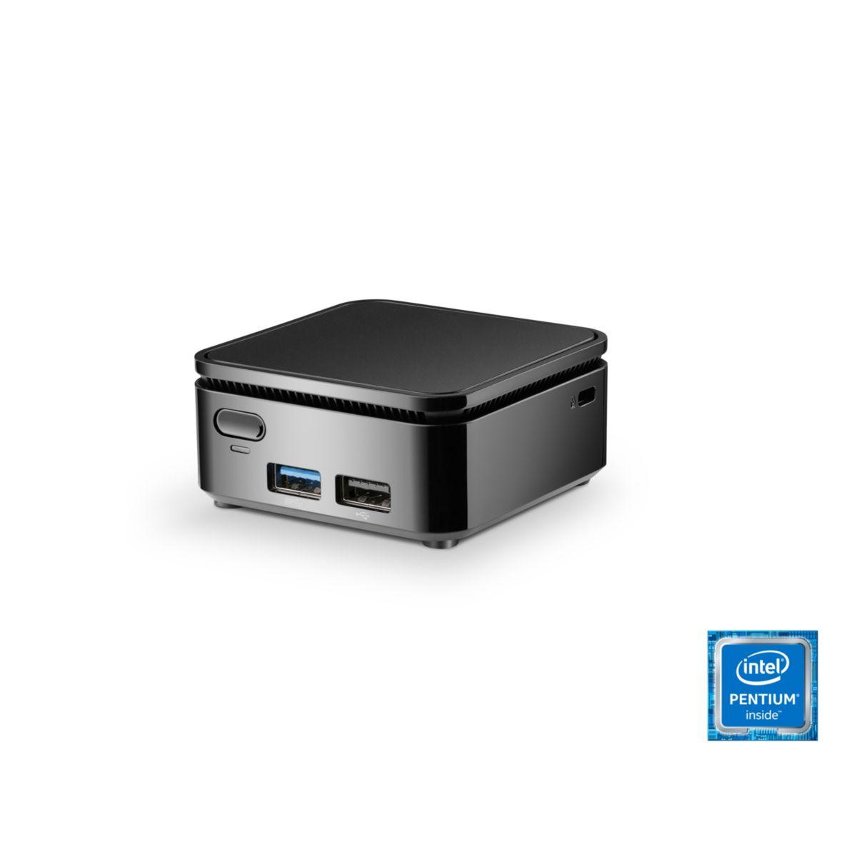 CSL Silent Mini PC - lautlos, TV, Bluetooth, WL...
