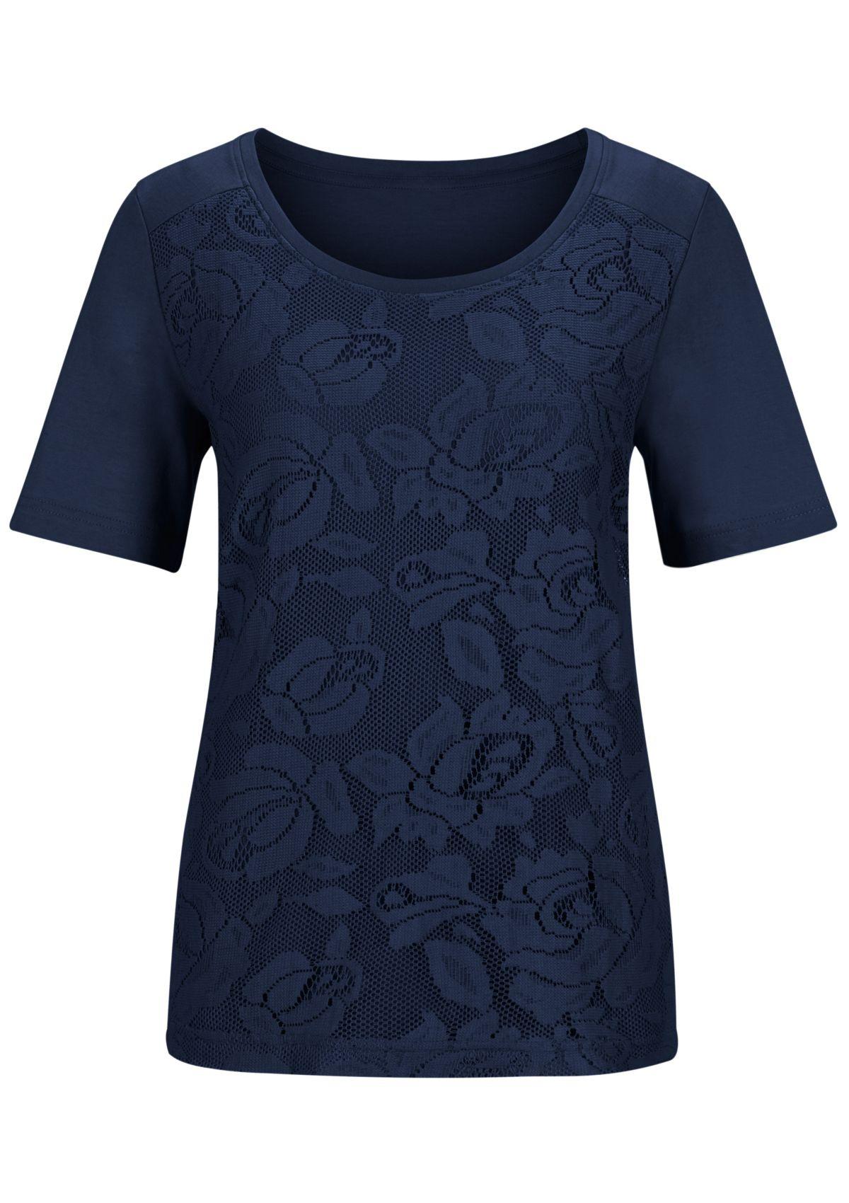 Classic Basics Shirt doppellagig gearbeitet