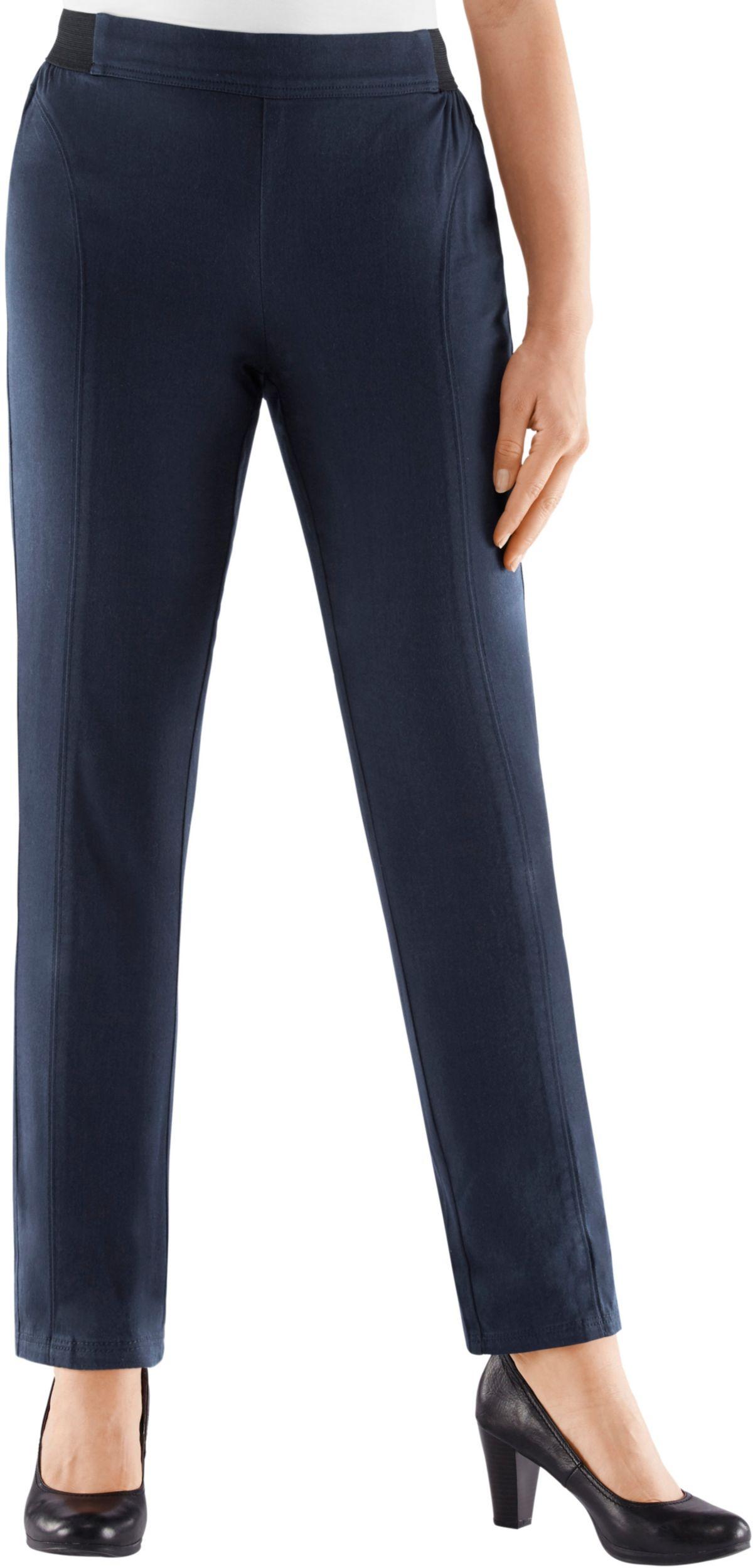 Classic Basics Hose mit elastischem Dehnbund