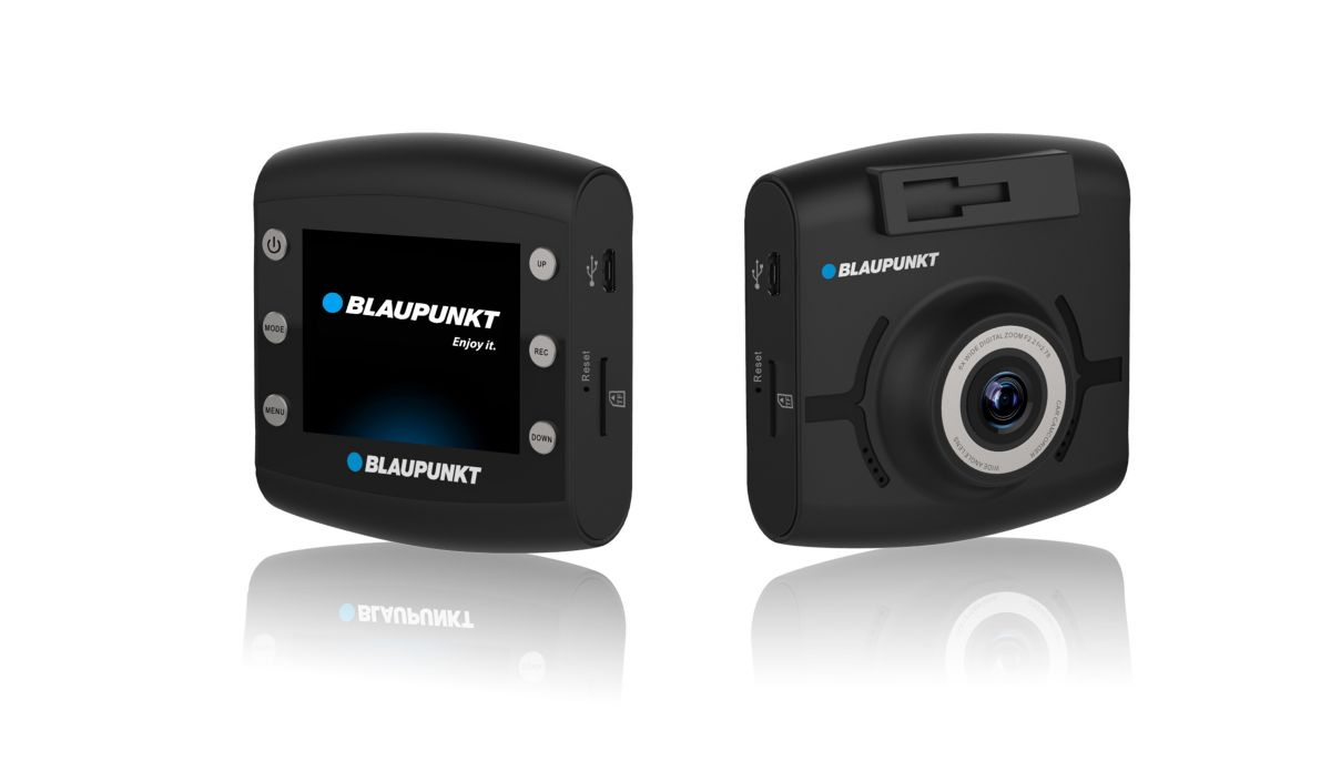 Blaupunkt Digitaler Videorekorder, Full-HD Dash...