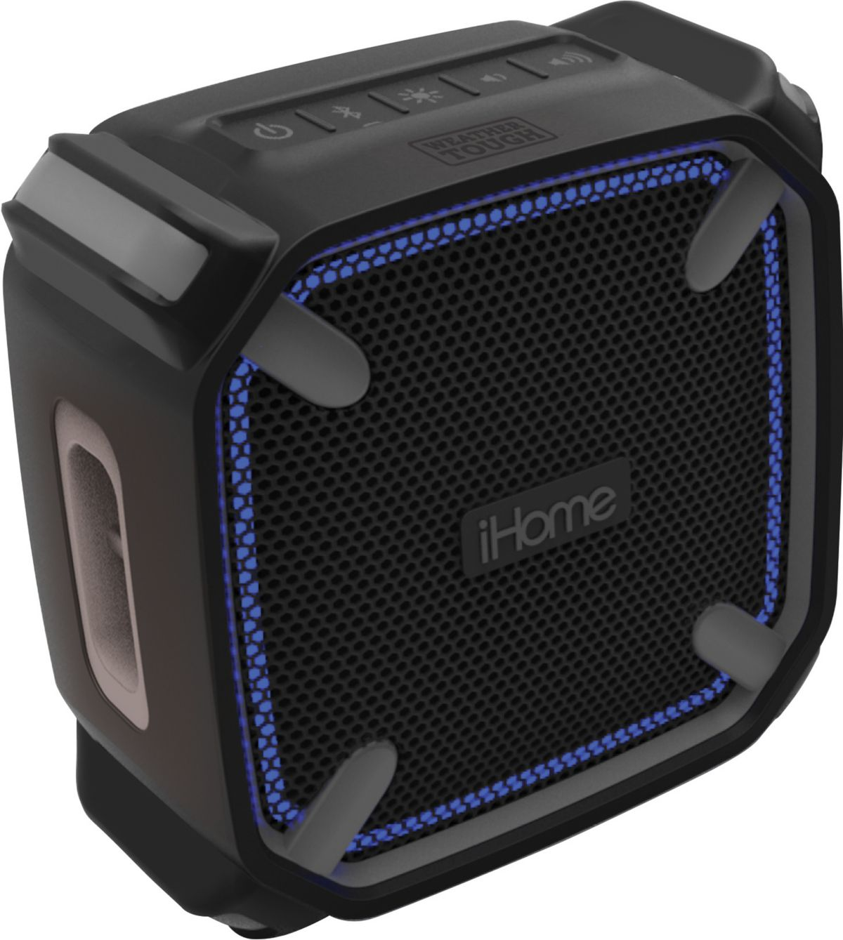 iHome Wasser- und staubdichter Bluetooth-Lautsp...