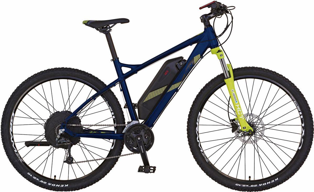MTB E-Bike, HR-Motor 48V/250W, Twentyniner 29 Z...
