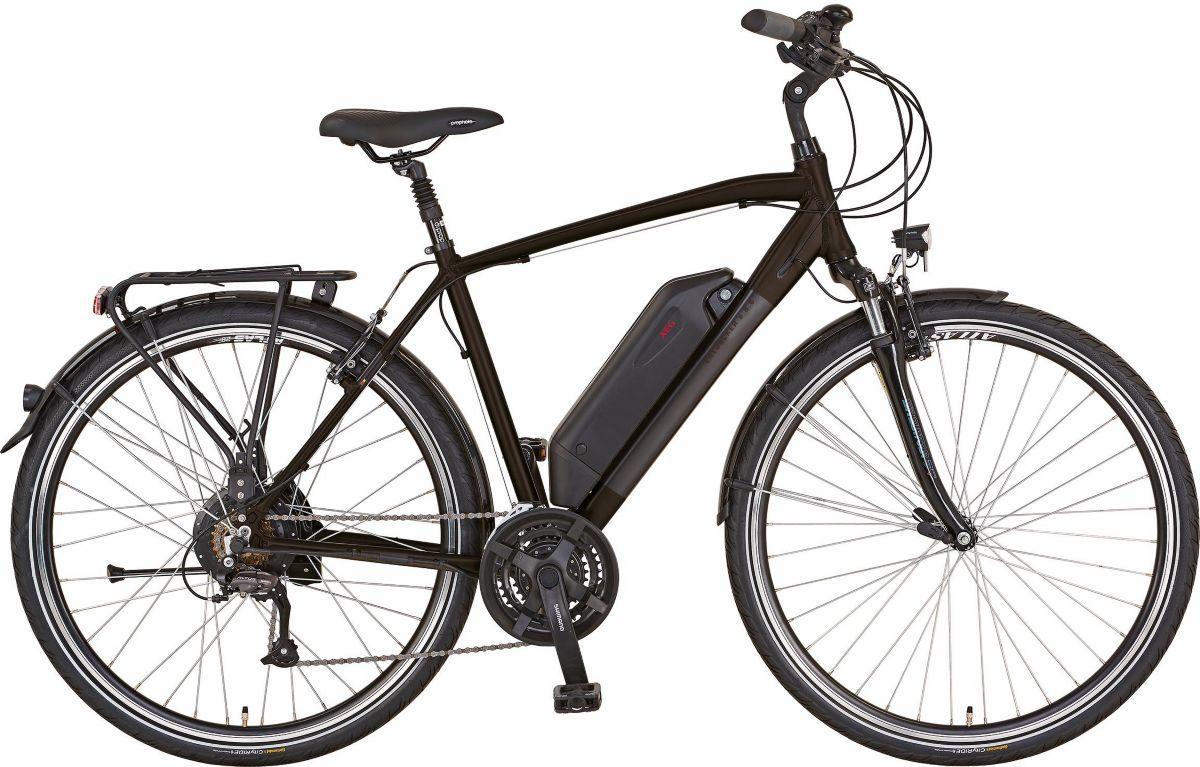 Prophete He Trekking E-Bike, Hinterradm. 36V/25...