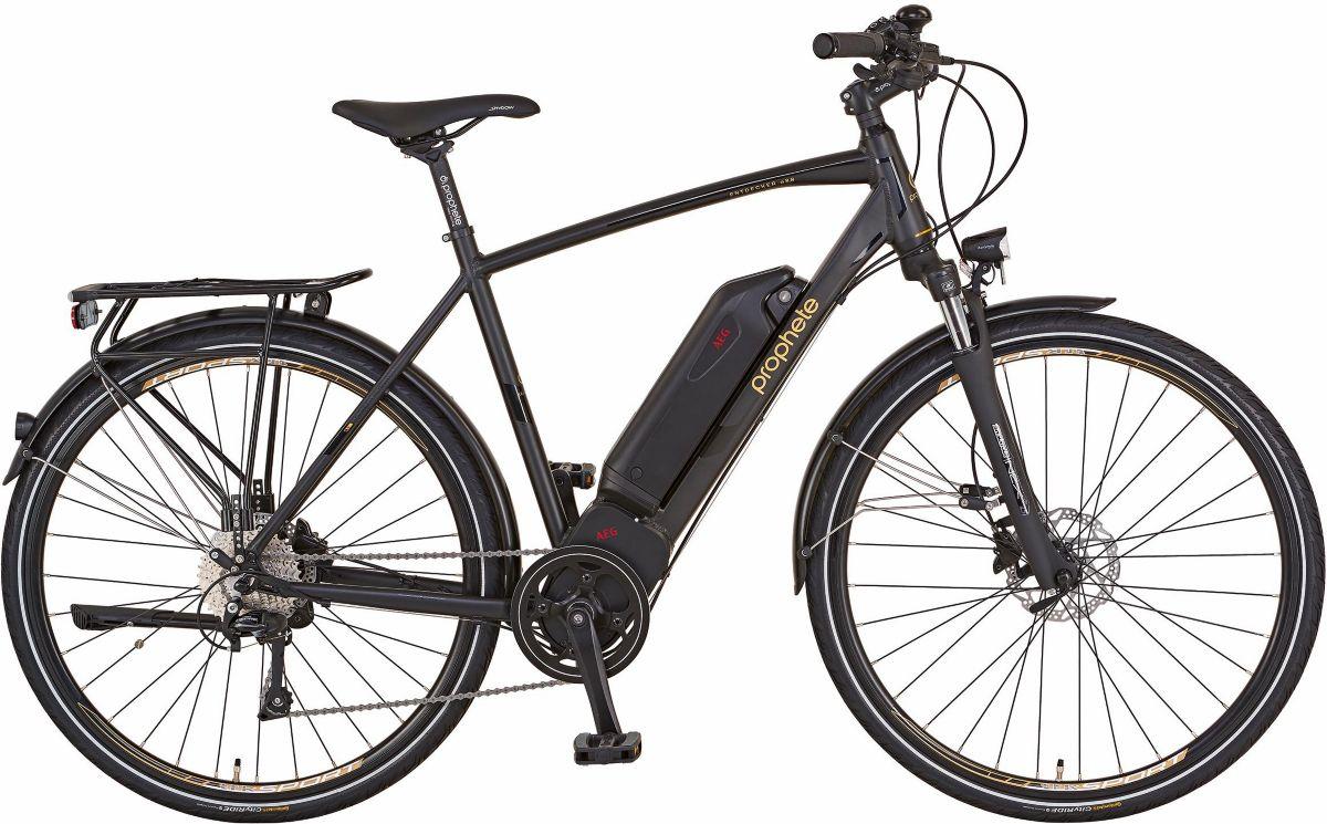 Prophete He Trekking E-Bike, Mittelm. 36V/250W,...