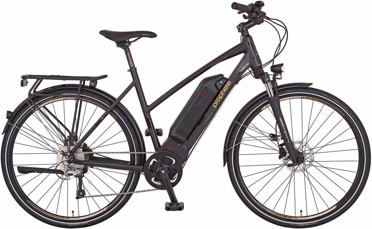 Prophete Da Trekking E-Bike, Mittelm. 36V/250W,...