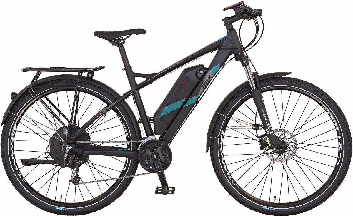 REX MTB E-Bike, HR-Motor 48V/250W, Twentyniner ...