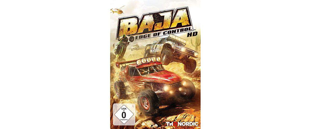 EuroVideo Baja: Edge of Control HD »PC«