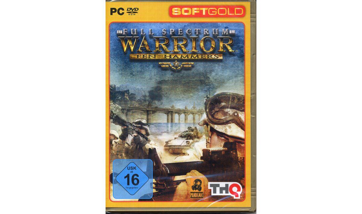 ak tronic Full Spectrum Warrior 2:Ten Hammers S...