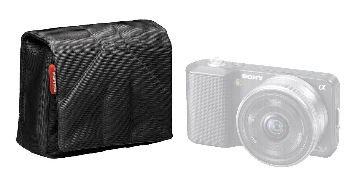 Manfrotto Tasche »Nano VI Kamera Etui Stile«