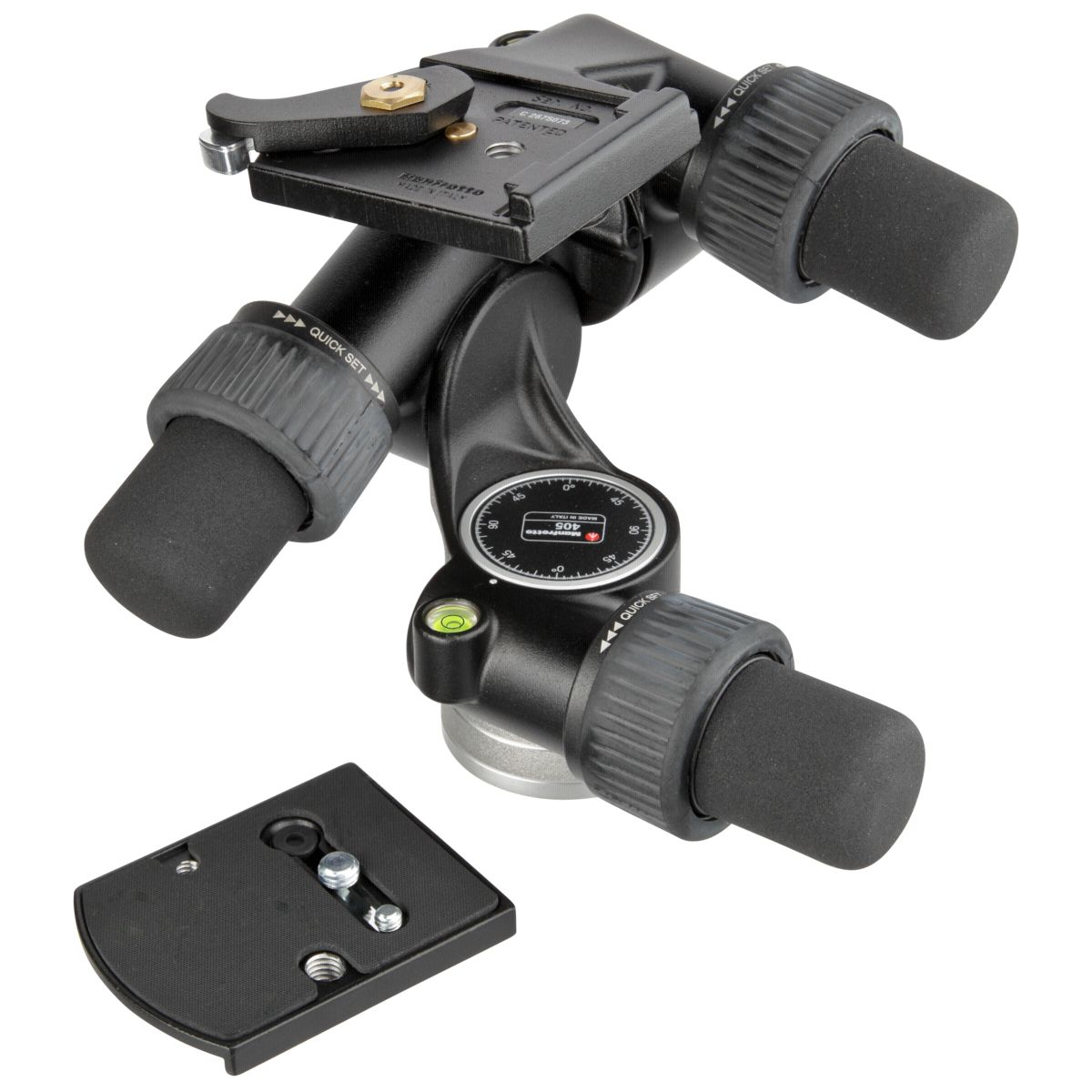 Manfrotto Foto Equipment »Pro Digital Getriebe-...