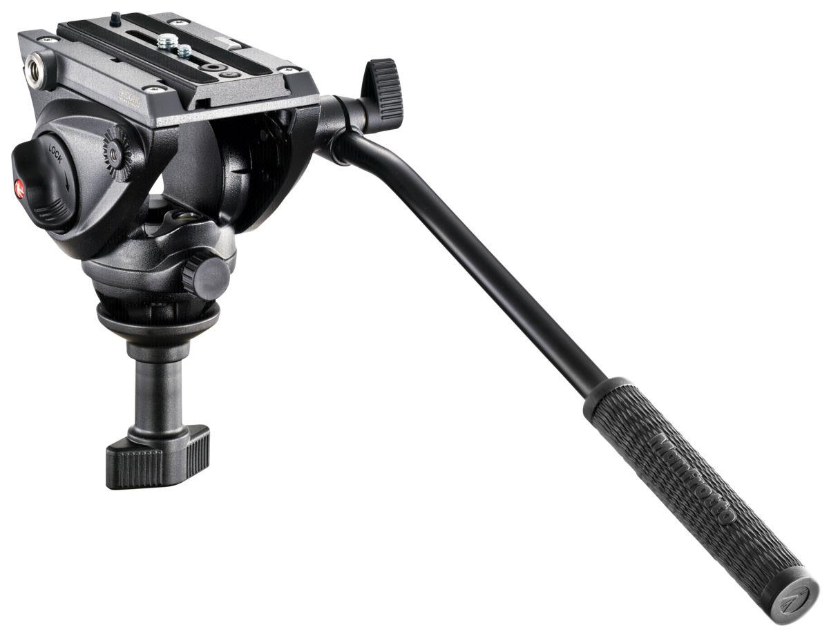 Manfrotto Stativkopf »Fluid-Videokopf Halbkugel 60mm MVH500A«