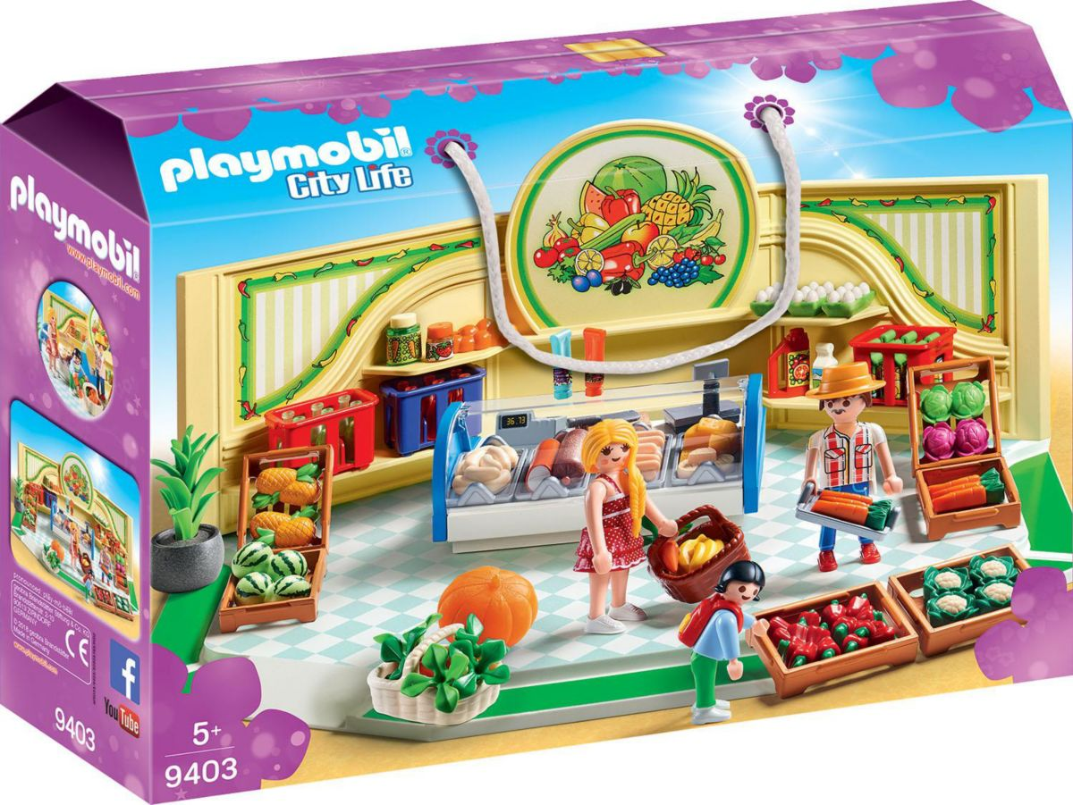 Playmobil® Bioladen (9403), »City Life«