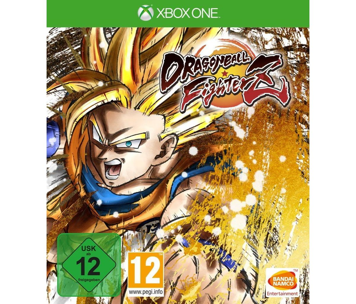 Bandai XBOX One - Spiel »DRAGON BALL FighterZ«