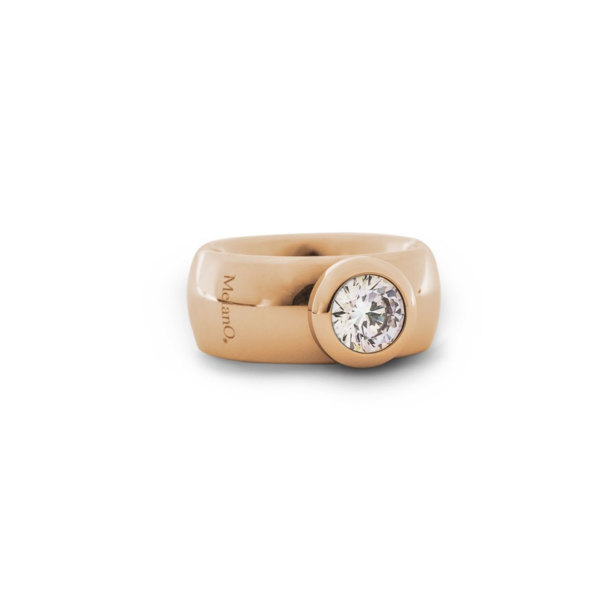 melano Ring mit elegantem Look