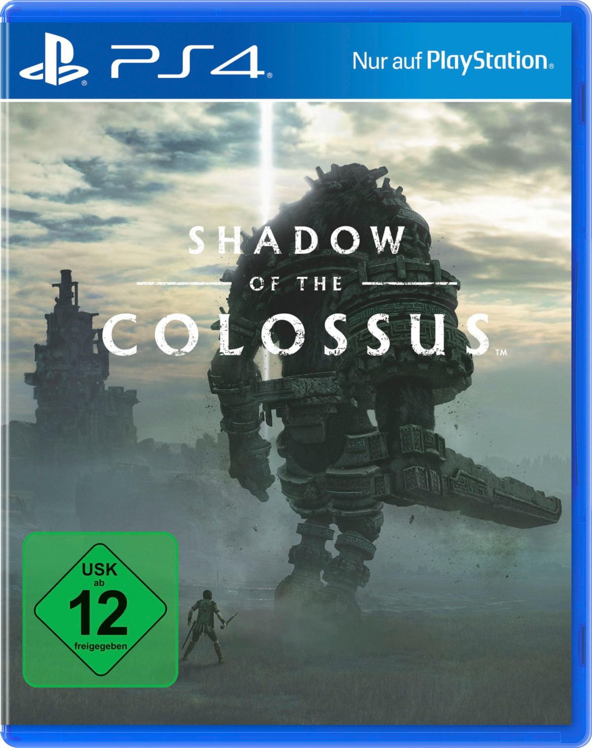 Shadow of the Colossus PlayStation 4 (Download-...