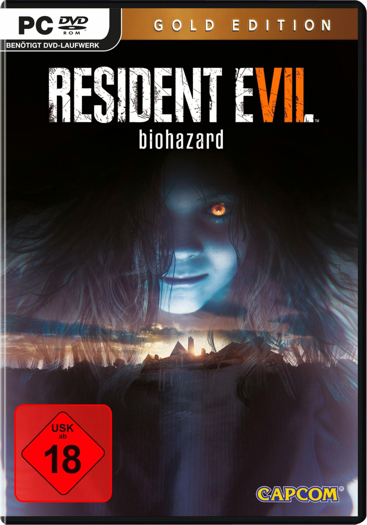 Resident Evil 7 biohazard Gold Edition PC (DVD-...