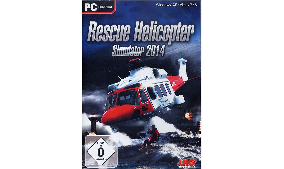 UIG Rescue Helicopter Simulator 2014 »PC«