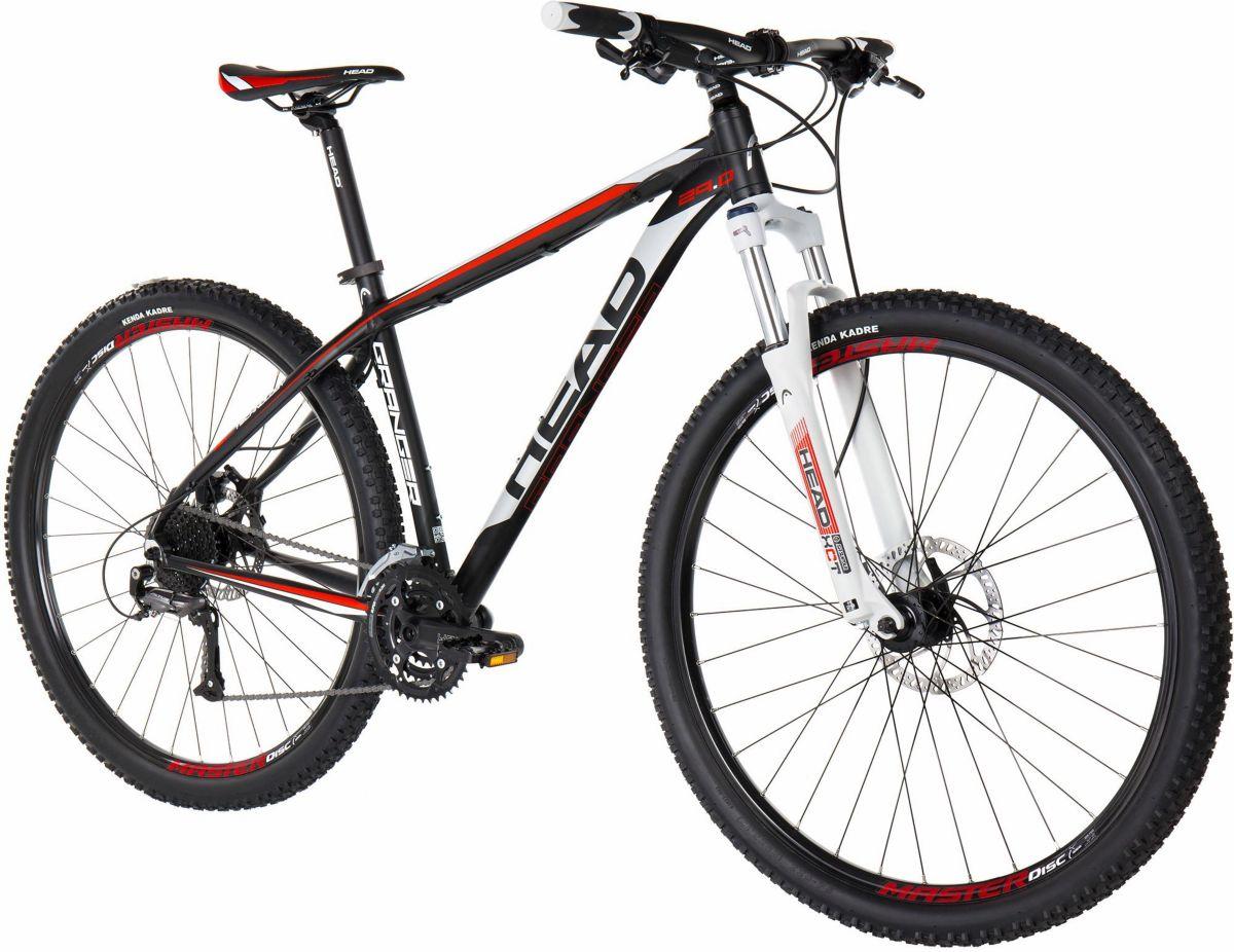 Head Mountainbike »Granger«, 27 Gang Shimano Sh...