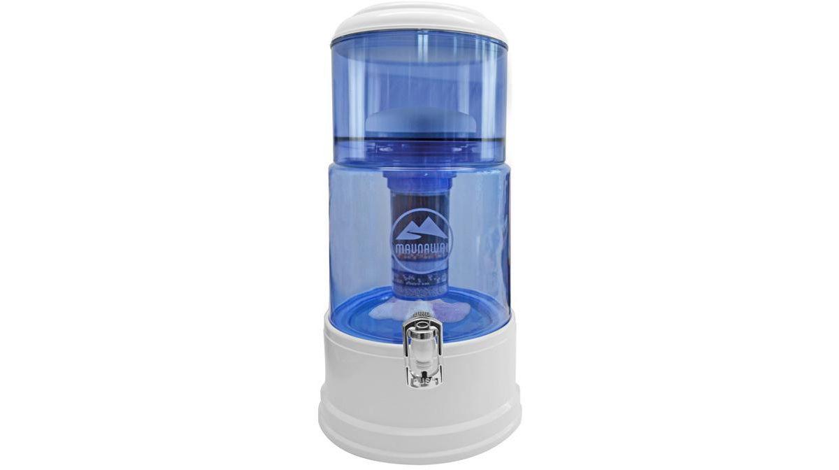 Maunawai Wasserfilter System mit Glasbehälter »...