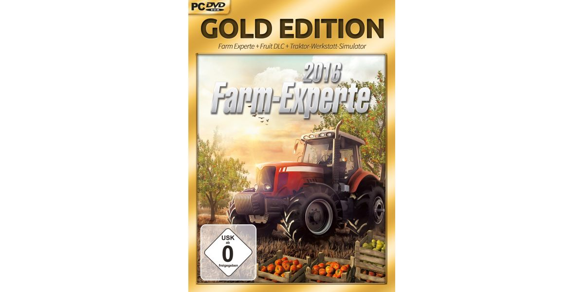 Koch Media Farm Expert Gold Edition »PC«