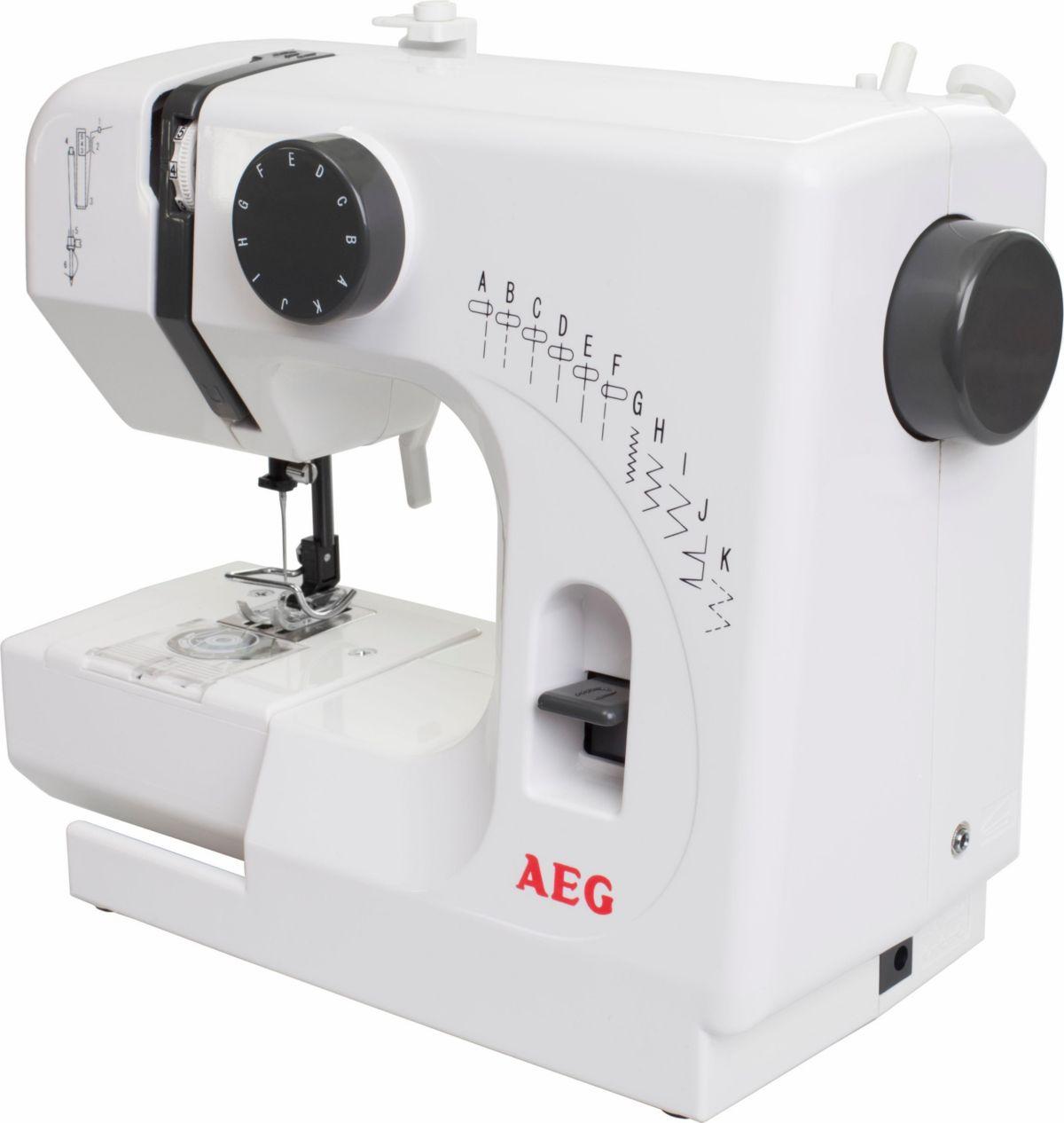 AEG Nähmaschine AEG100