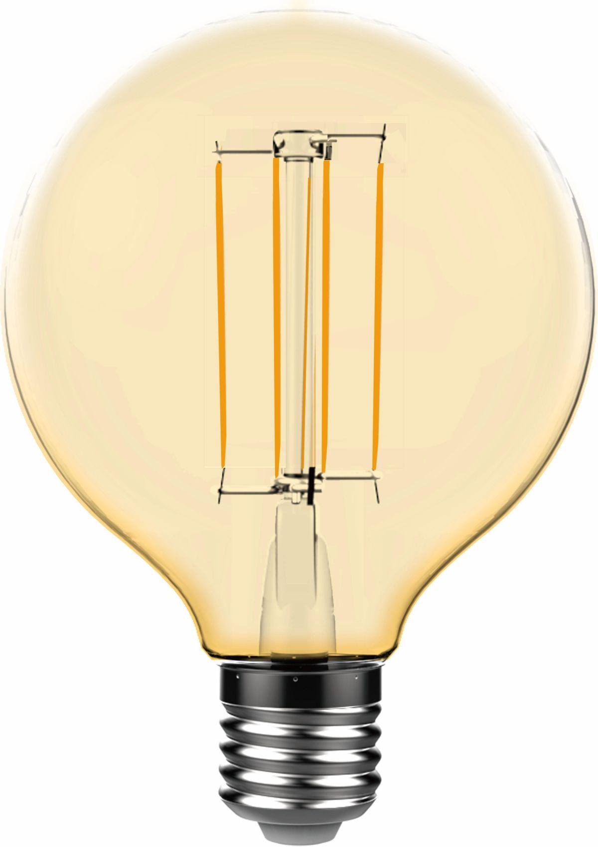 Toshiba »Kugel Globe« LED-Leuchtmittel, E27, Wa...