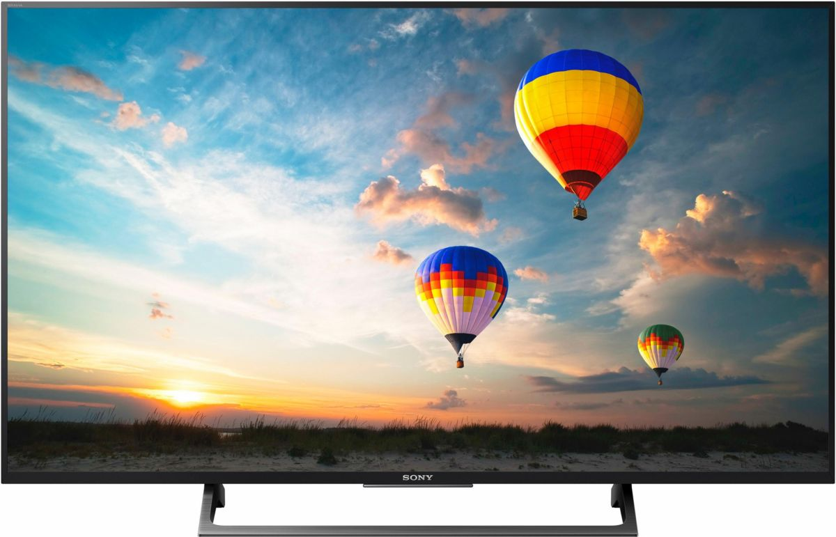 Sony KD43XE8077SAEP LED-Fernseher (108 cm / (43...