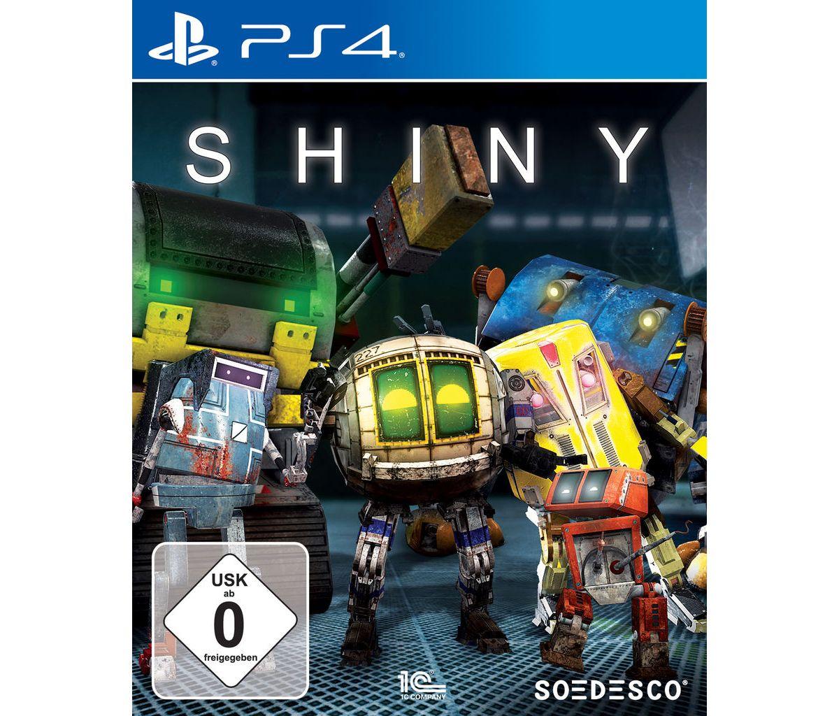 NBG Playstation 4 - Spiel »Shiny«