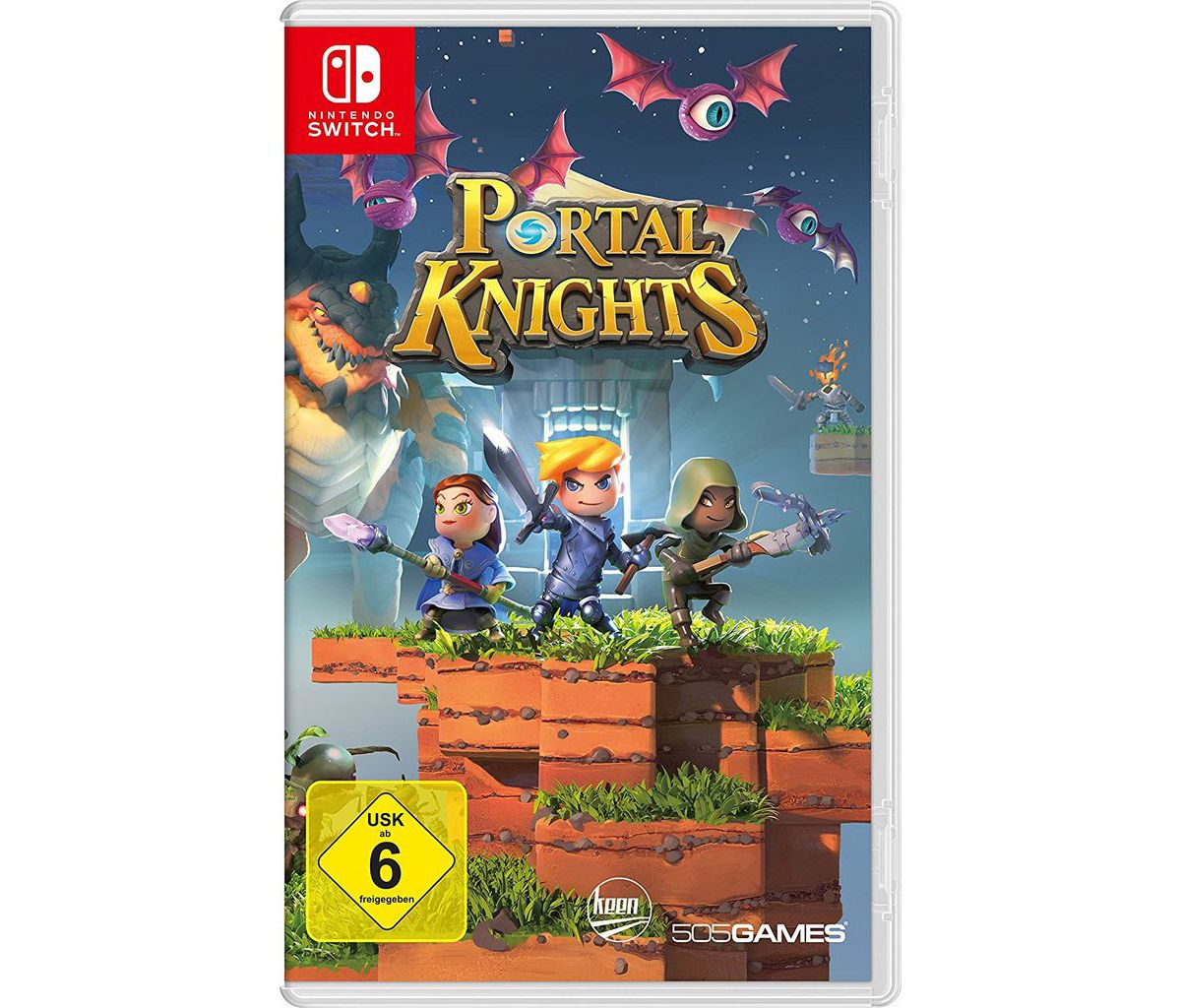 505 Games Nintendo Switch - Spiel »Portal Knights«